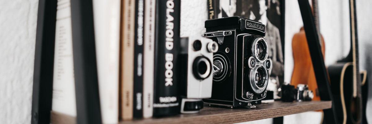 Bästa böckerna för att lära sig fotografera
