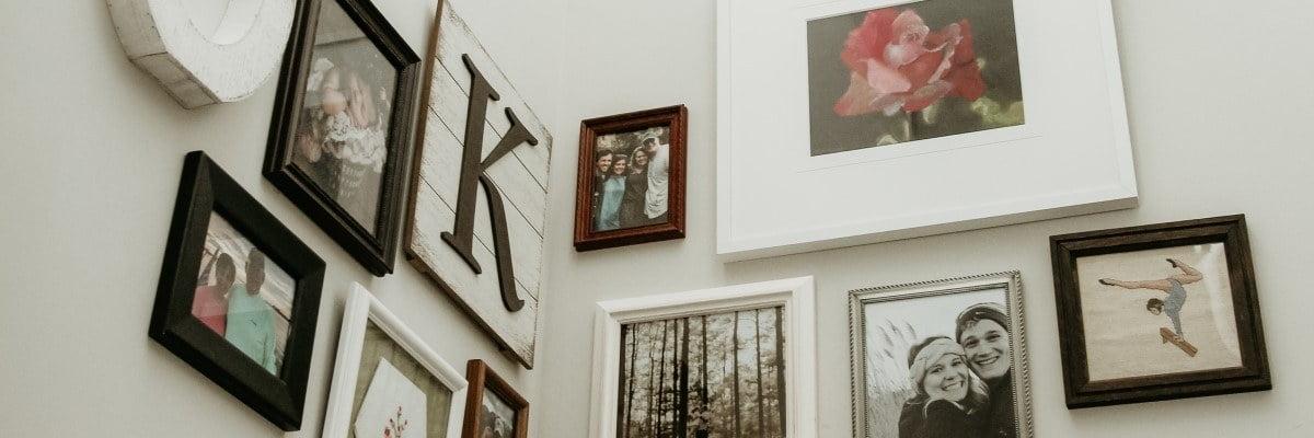 5 roliga sätt att göra tavlor av dina fotografier