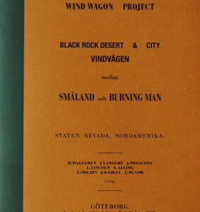 Wind Wagon Project - Black Rock Dessert & City