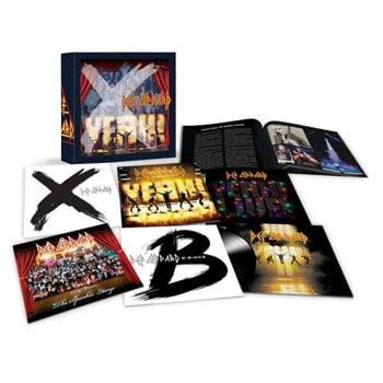 Def Leppard: Vinyl boxset volume three