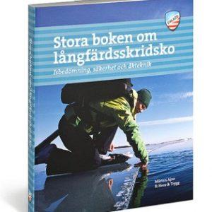 guidebok långfärdsskridskor, CALAZO STORA BOKEN LÅNGFÄRDSSKRIDSKO